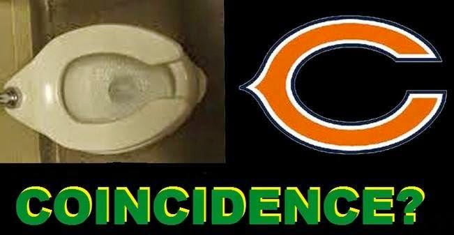 22 Meme Internet Coincidence Chicago Bears Logo