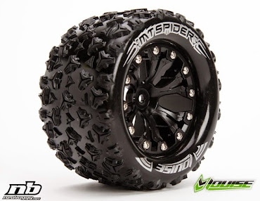 MONSTER OFFROAD LARGE TIRE SET