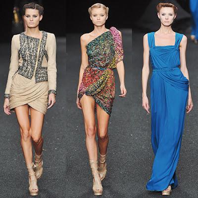 modelos de Elie Saab