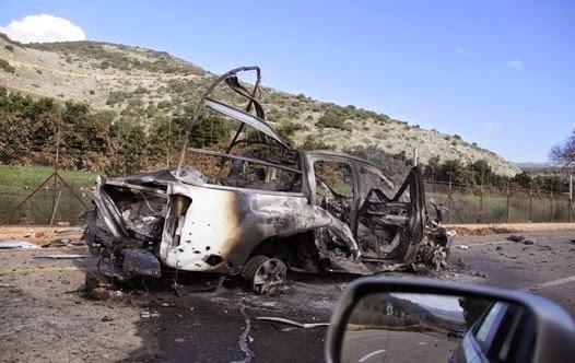 IDF confirma dois mortos no ataque do Hezbollah