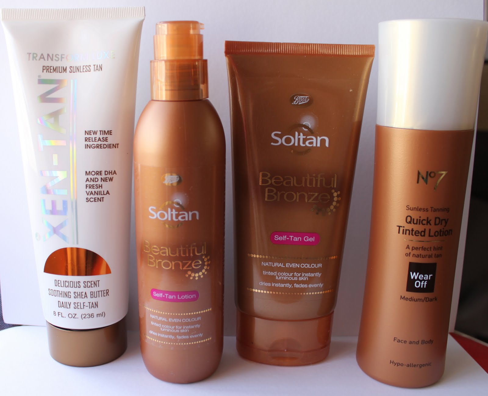 how to look after a st tropez spray tan