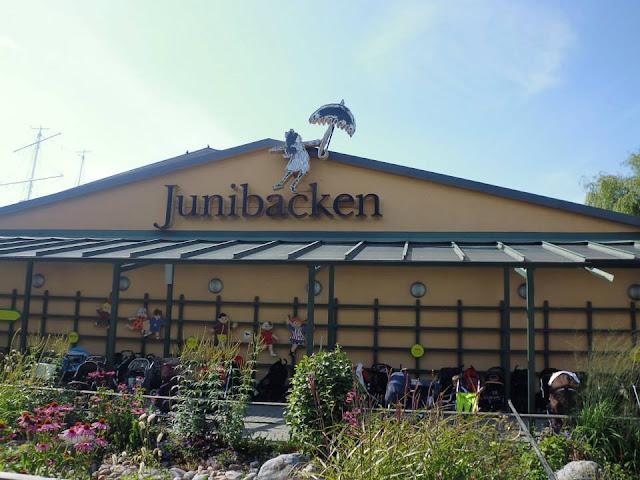 Junibacken: museo infantil dedicado a la literatura infantil sueca
