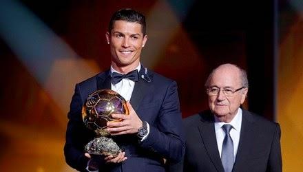 Quả bóng vàng FIFA 2014