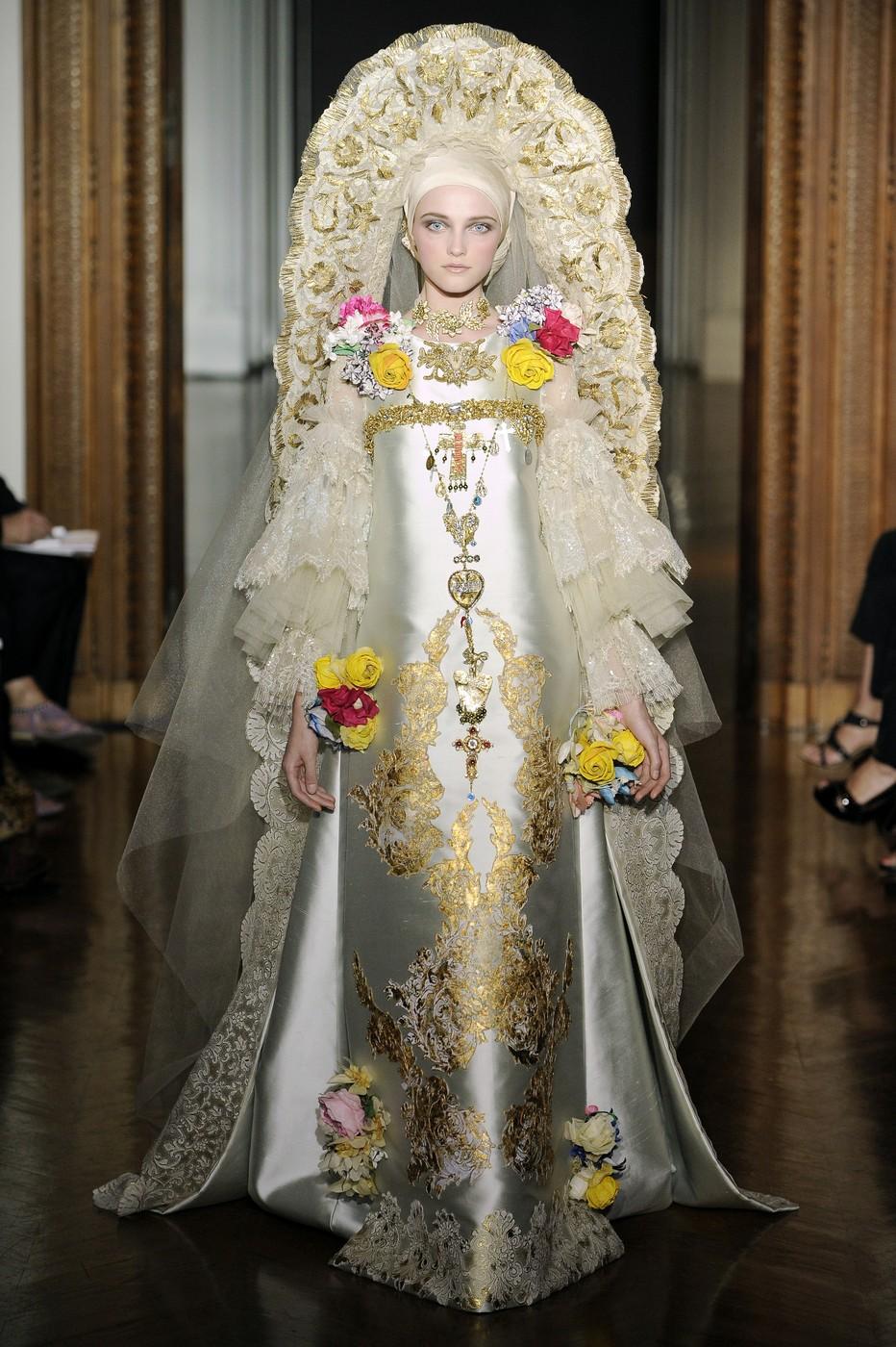 Russian Designers Dresses