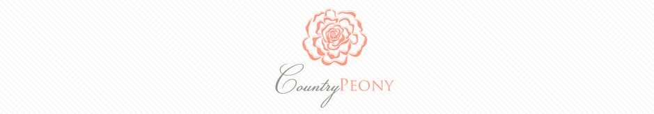 Country Peony
