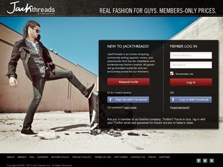Your Free JackThreads Invite