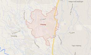 Tukang Taman Parung Murah Dan Profesional | Peta Kelurahan Desa Parung | Ilustrasi
