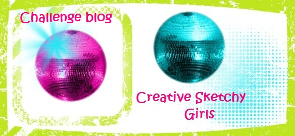 Logo Creative Sketchy Girls