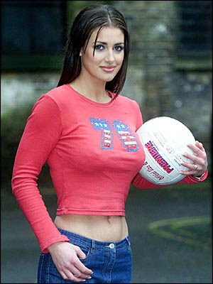 A Collection of Interesting Stuff: Gorgeous Kirsty ...