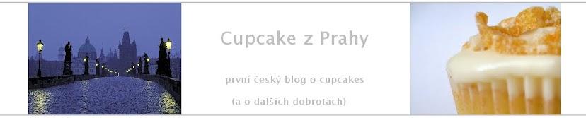 Cupcake z Prahy