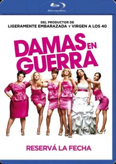 Damas En Guerra (2011) [BRrip] Español Latino