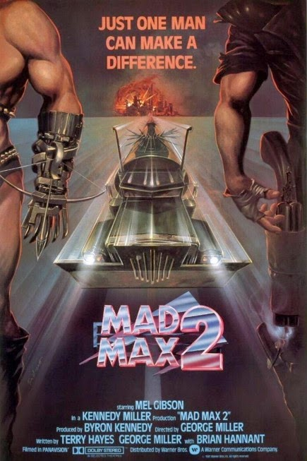 """Mad Max 2: The Road Warrior (1981)"" movie review by Glen Tripollo"