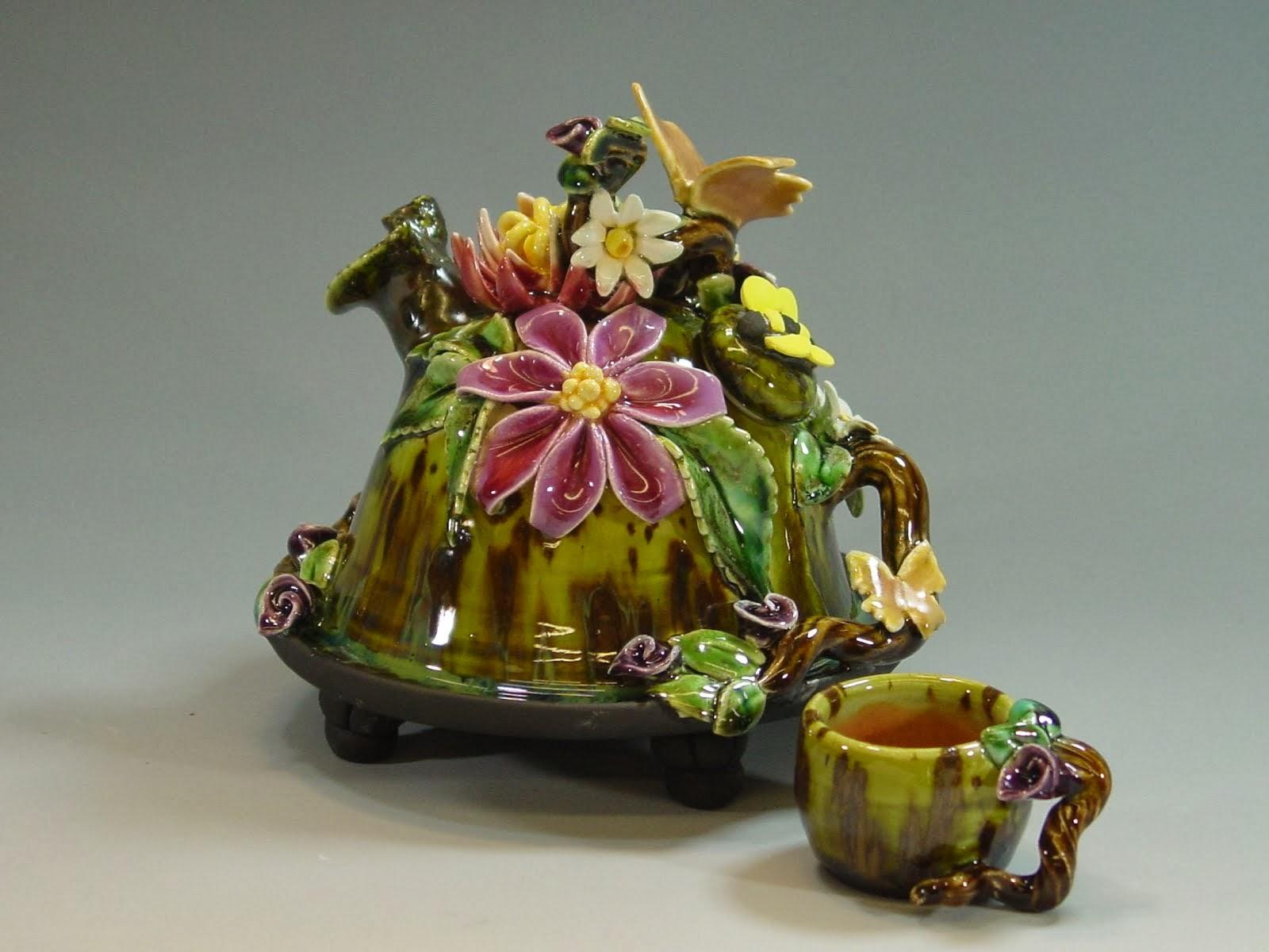 Garden Party & Teacup