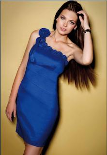vestidos Daniela nova Coleccion 2012