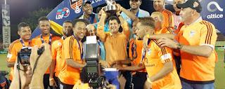Se cumple el sueño, nace una nueva pasión, ¡¡Cibao FC campeón!!