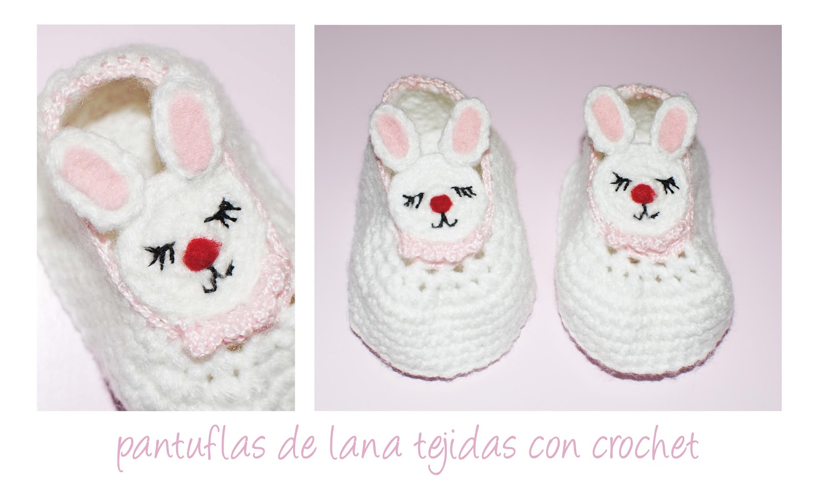 I want to see the world change: Zapatos y pantuflas de bebé hechas ...