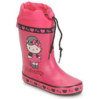 scarpe hello kitty, il sogno di ogni bambina.