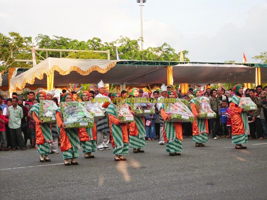 Arakan Pengantin Melayu Pontianak
