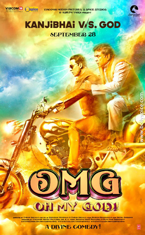 Review Film OMG: Oh My God! (2012)