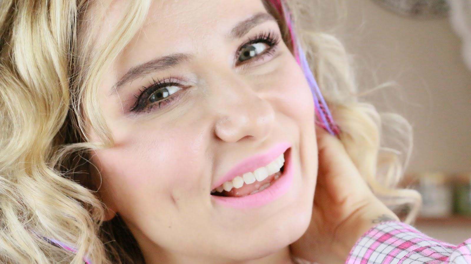 sebnemsblog - youtuber - turkish youtuber - fırçasız makyaj - elle makyaj - makyaj bloğu - kozmetik bloğu