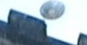 Cloaked UFO Caught Hovering Above England, UFO Sightings