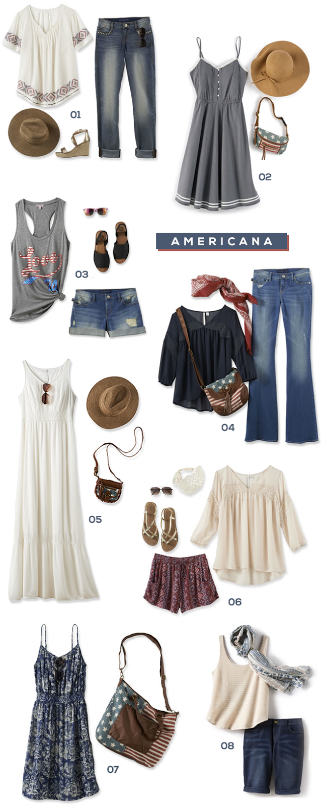 Summer Style Trend: Americana (via Bubby and Bean)