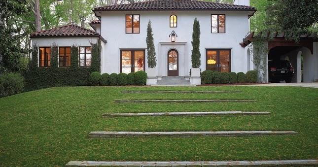 Fotos de fachadas de casas bonitas vote por sus fachadas for Jardines de casas particulares