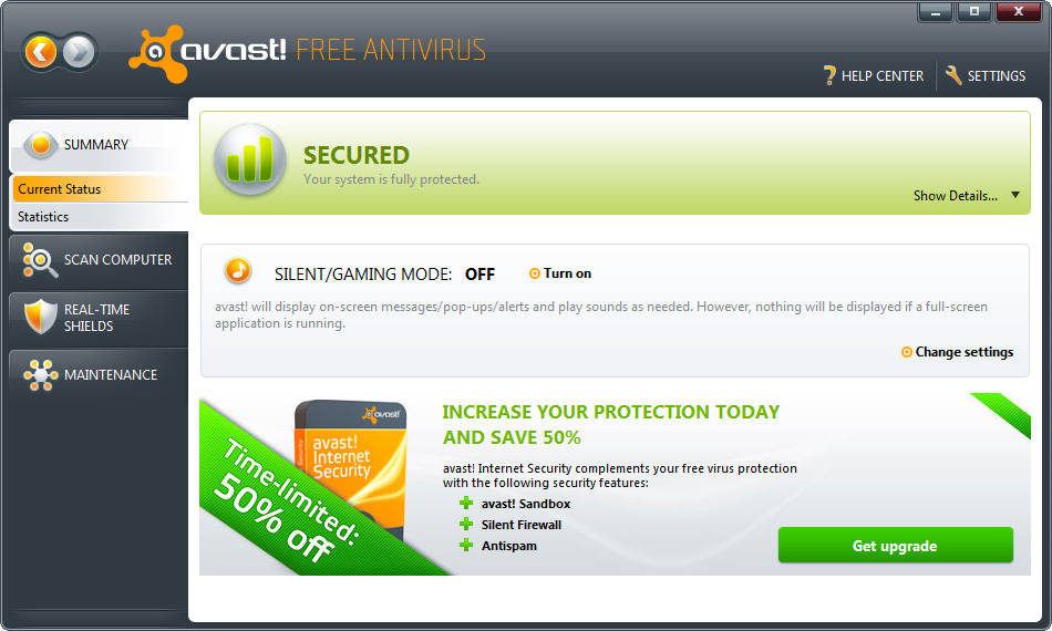Let 39 s get blogging 9 best free antivirus programs Anti virus programs