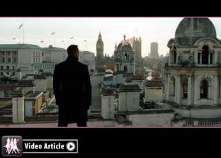 Daniel Craig & Queen Elizabeth II Bring 'Skyfall' to the Olympic Games » Gossip | Daniel Craig | Queen Elizabeth II