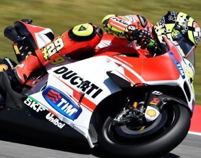 Hasil Lengkap Kualifikasi MotoGP Mugello, Italy 2015