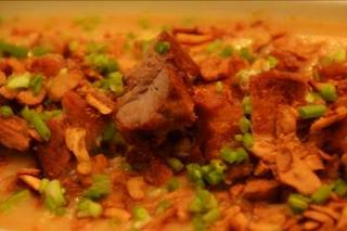 Gotong Bagnet Recipe