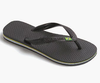 Flip Flops for back pain
