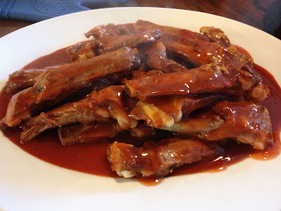gluten free chinese spare ribs