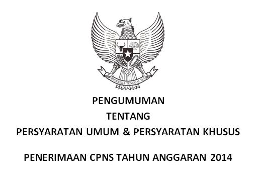 Formasi CPNS 2014, Formasi CPNS Guru 2014, FOrmasi CPNS DOsen