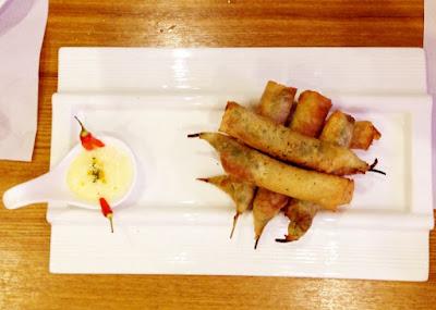 Kuya J Restaurant, Crispy Pata, Jericho Rosales, Winglip Chang, Sheena Koseki, Filipino Restaurant
