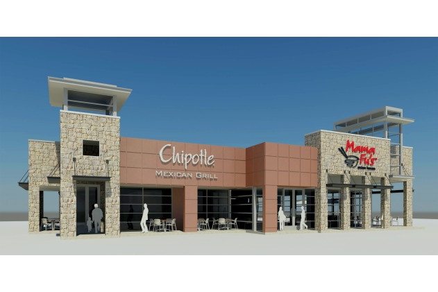 El paso development news retail update menchie 39 s for New homes el paso tx west side