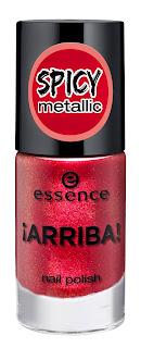 essence ¡Arriba! – nail polish - www.annitschkasblog.de