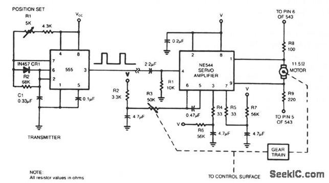 assiut robotics  servo motor