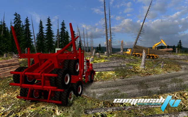 18 Wheels of Steel Extreme Trucker 2 PC Full Skidrow