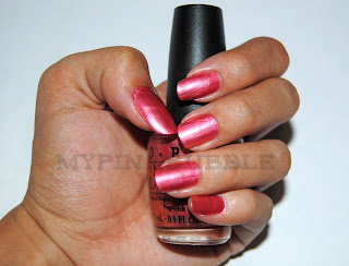 OPI Your Web or Mine swatch