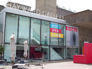 "Much ado about nothing: Hayward Gallery's ""Invisible"" exhibition"