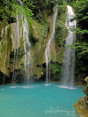 Mag-aso Falls in Kabankalan City Negros Occidental