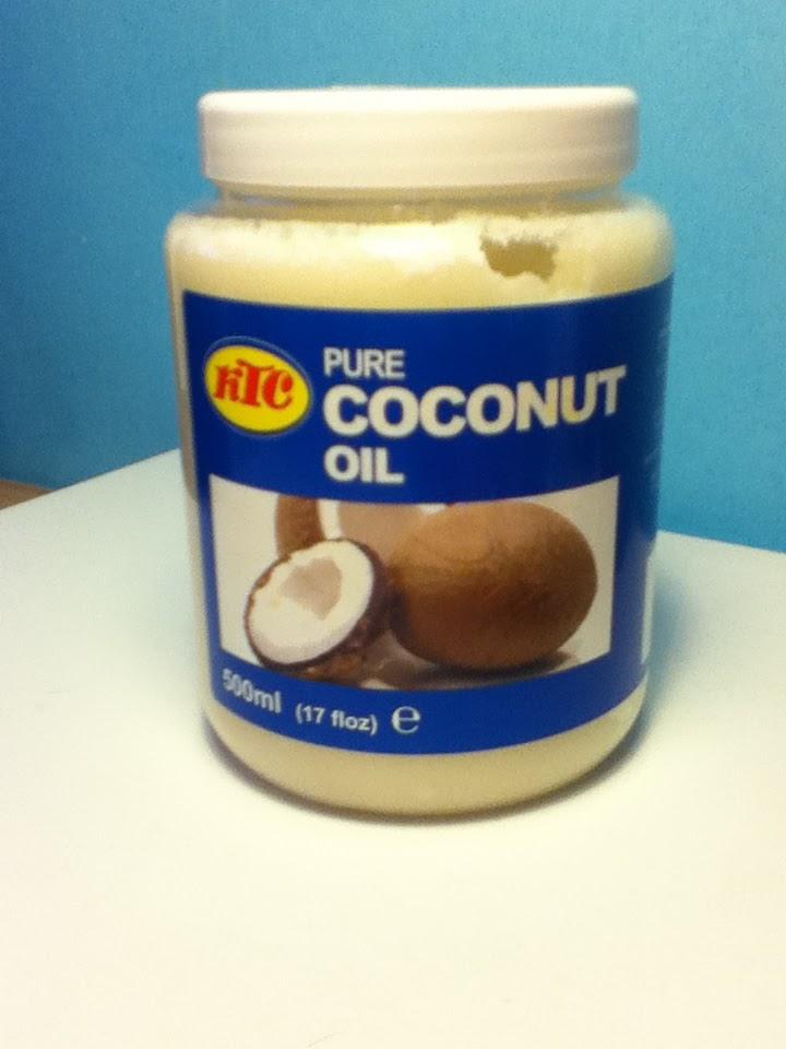 cocosolie haar