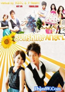 Thiên Thần Tình Yêu - Thiên Sứ Mặt Trời - Sunshine Angel