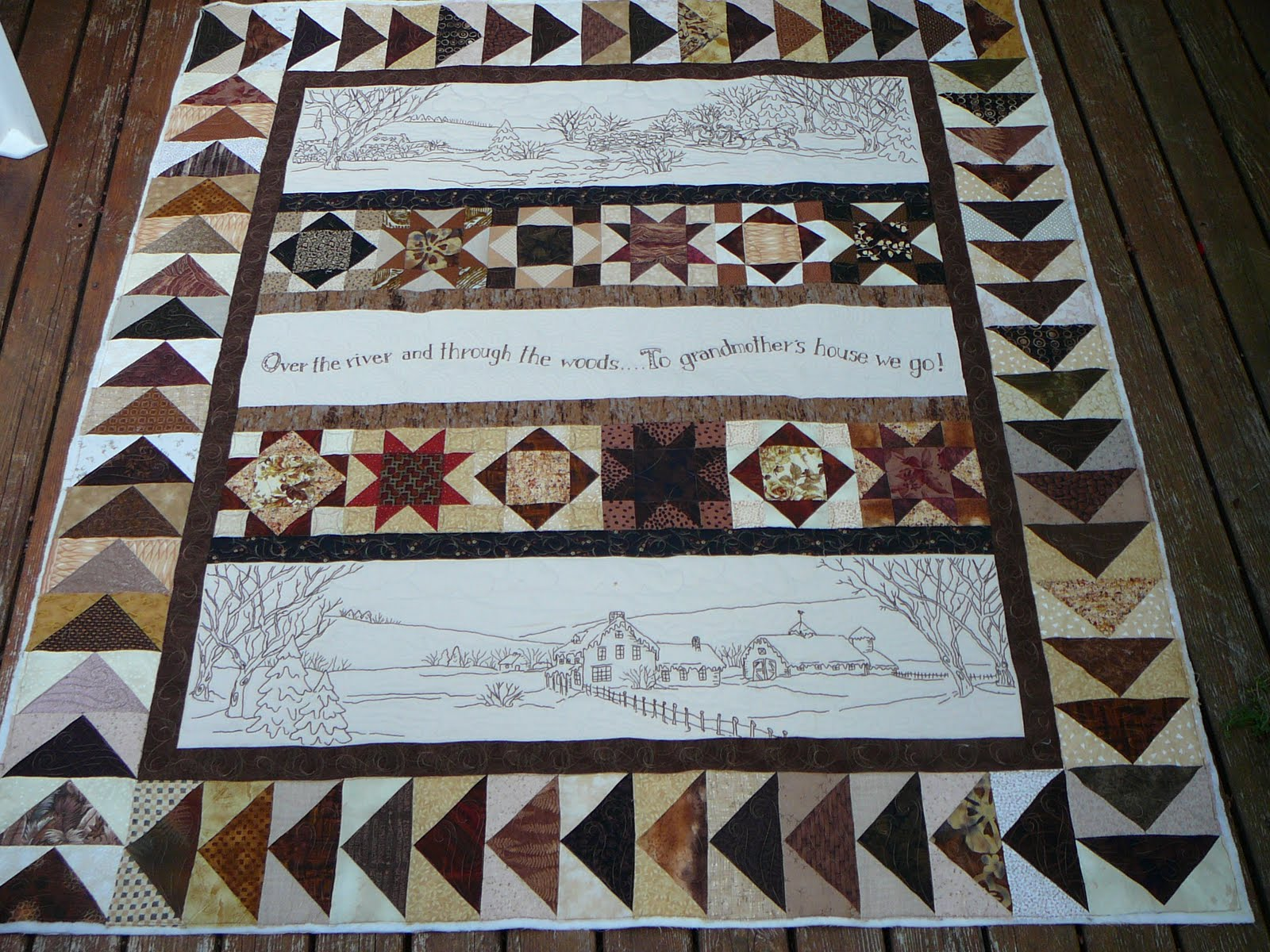 Sharon's Seams 2 B: The Crabapple Hill Quilts : crabapple hill quilts - Adamdwight.com
