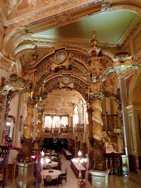 New York Kávéház, Budapest