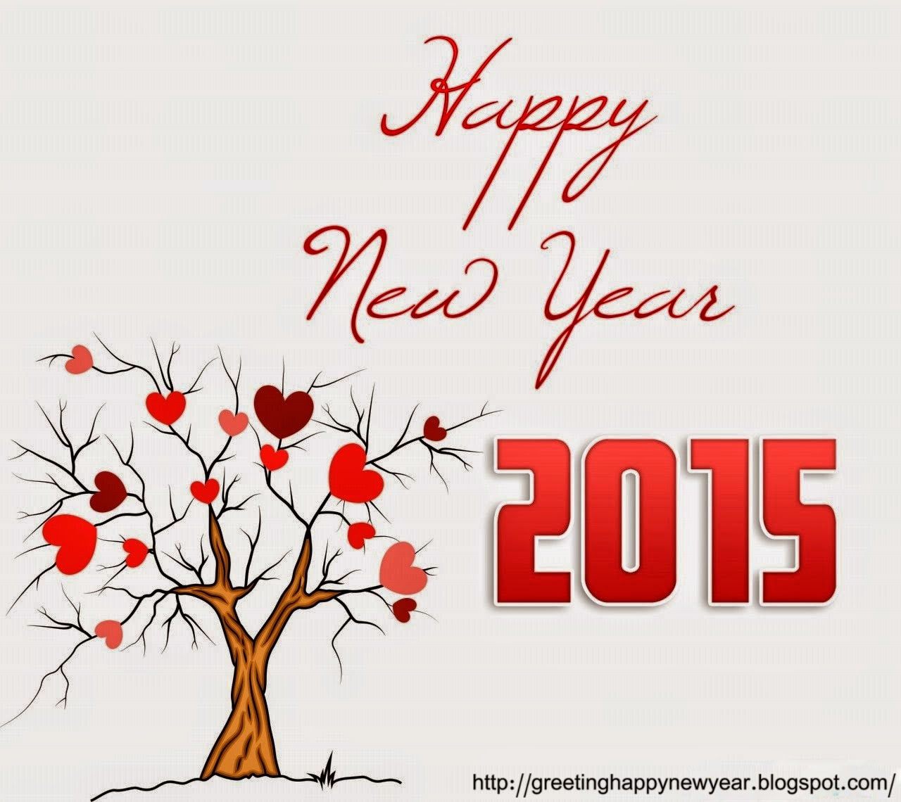 Greeting Happy New Year 2015 Images