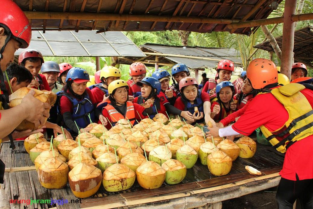 Rafting Murah Jogja, Arung Jeram Jogja