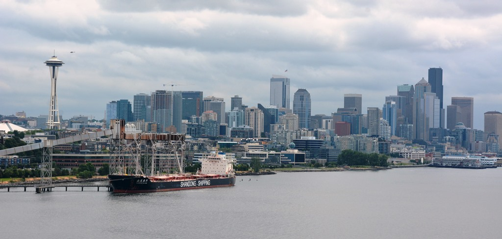 ... Parks: Start of Alaska Cruise with the Celebrity Solstice, Seattle