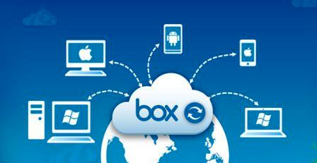 Box Up 10GB Storage For Users